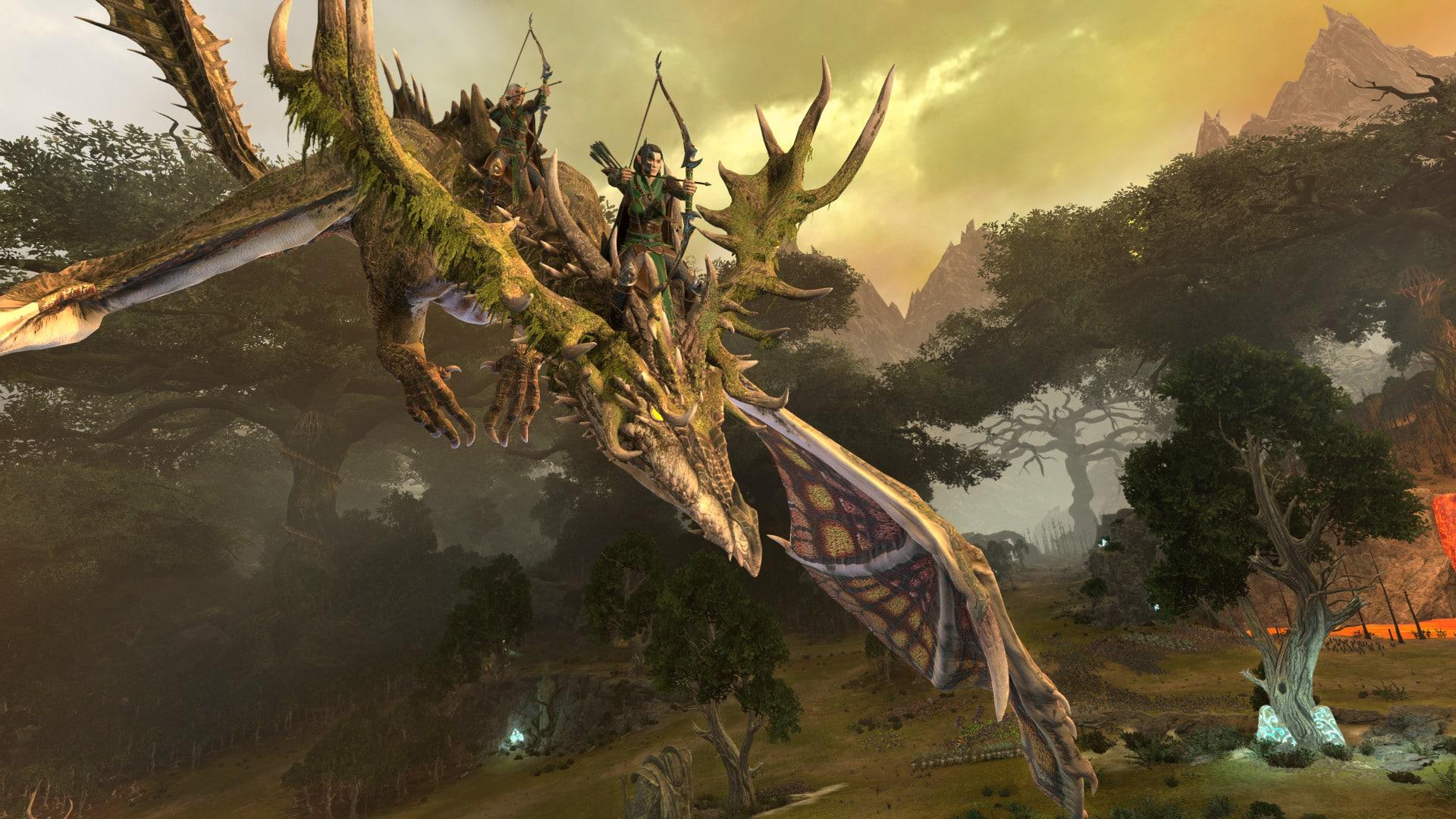 Total War Warhammer 2 Sisters of Twilight